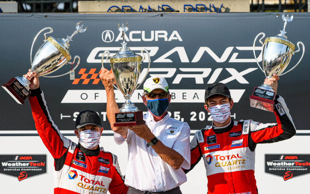 Victory! Paul Miller Racing takes commanding win at Long Beach